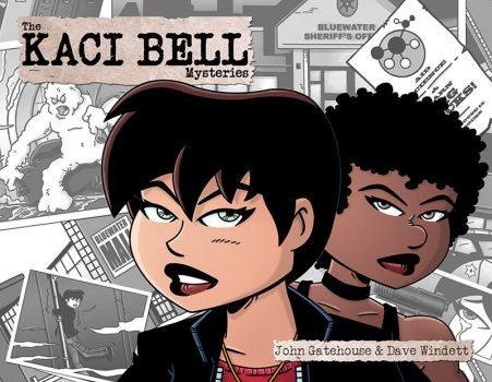 The Kaci Bell Mysteries by D-M-W