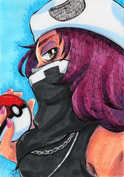 Team Skull OUSH! by wonder-kya