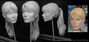 Gwyneth Paltrow Pepper 1:4 by TrevorGrove