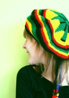 rasta girl by xstokrotkax