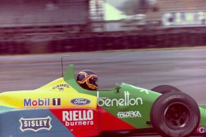Thierry Boutsen (Great Britain 1988) by F1-history