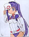 Renge Komadori World Conquest Colored by Crackabad