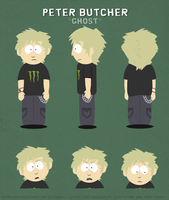 South Park - Ghost Reference by koisnake