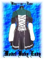 gothic lolita clothes by Sakuma-kun