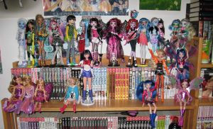 Doll Collection 2012 by AnimeJanice