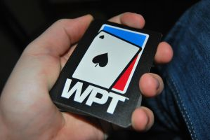 WPT - Playing Cards by cal3star
