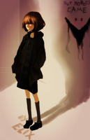UNDERTALE(Chara): But nobody CAME by Elisakira