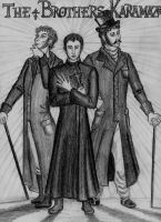 The Brothers Karamazov by Theophilia