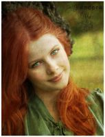 Lily Evans-Green eyes by SoulofPandora