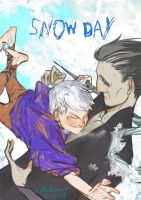 [ROTG]Snow day~pitch and jack by duluxu