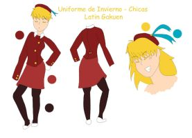 LG - Uniforme de Invierno by Moonfire95
