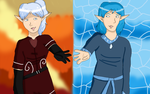 DBB: Fire and Water by RedStars7