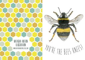 You're the Bee's Knees!!! by NatashaHutton