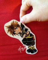 Dangly Lil Sora by SassyLilPanda
