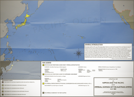 Austrian Nippon and the Pacific: A.D. 1800 by mdc01957