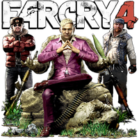 Far Cry 4 v2 by POOTERMAN