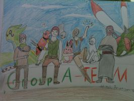 Group A-not-a-team by The-art-lover-46