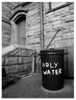 107 litres of holy water by Duffzilla