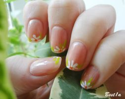 Manicure #123 by Best1a