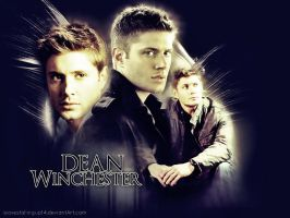 Dean Winchester by LeavesFallingUp14