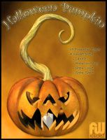 Now available Halloween Pumpin by ForbiddenWhispers