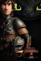 How to train your dragon 2 Hiccup Poster by MelySky