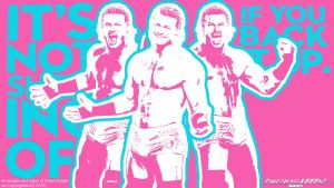WWE Dolph Ziggler 'Show Off' Wallpaper Widescreen by Timetravel6000v2