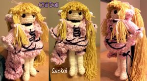 Chii (Elda) Doll by Saekoi