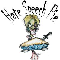Hate Speech Pie by sketchoo