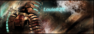 Dead Space sig by Louie82Y