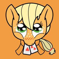 ATG 13: Cute Applejack by SmockHobbes