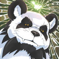 Pandaren avatar commission by Duiker