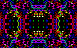 Abstract May 31, 2012 One by Hillbillygirl
