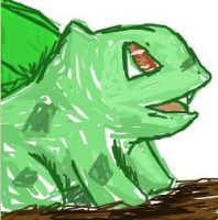 Bulbasaur by catshops