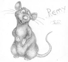 Remy by PurpleScorpion187