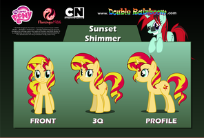 DR Sunset Shimmer Puppet will soon be ready ! by Fakkom