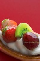 fruit tarte by TE2YA