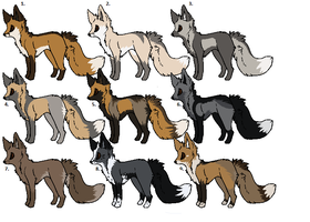 Faux adopts by Autumn-Adopts