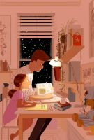 Home works. by PascalCampion
