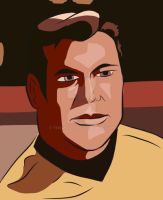 Captain Kirk by thomsolo