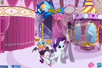 Sonic and My Little Pony Wallpapers 8 by trungtranhaitrung
