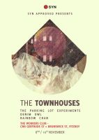 Townhouses by art-mug