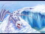 Ice slide by Spyro-fan-25