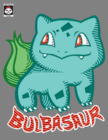 Bulbasaur by artisanpanda