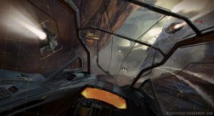 Cockpit view by Long-Pham