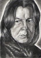 Snape - ACEO by Sofera