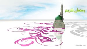 Nabvi Mosque Islamic Abstract2 by xtrememediaworx