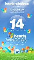 Hearty Windows by tinkupuri