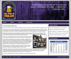 ThePubsOfYork Site by datamouse