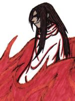 The Eternal Flame, Hao Asakura by crystalized-darkness